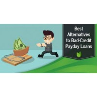 Alternatives for Personal Loan for Bad Credit Rating