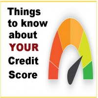 Things to Know About Credit Score and Credit Report