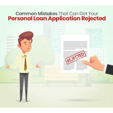 Main Reasons Personal Loans Are Rejected Even If You Have Good Cibil Score