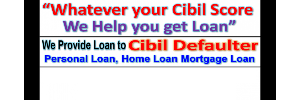 loan for cibil defaulters mumbai
