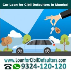 Car Loan For Cibil Defaulters