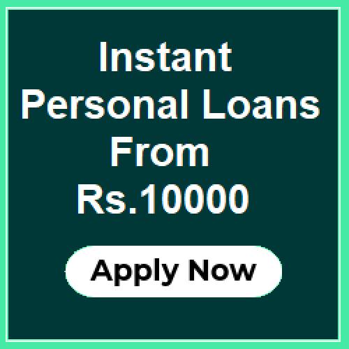 Personal Loan For Below 10000 Salary