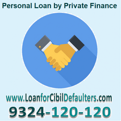 Personal Loan By Private Finance In Mumbai