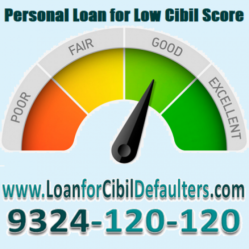 Personal Loan For Low Cibil Score In Mumbai Thane Navi Mumbai And Kalyan