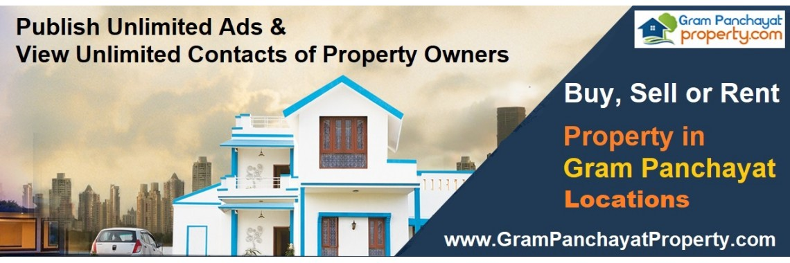 Gram panchayat property for Sale